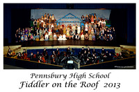 "PHS ""Fiddler on the Roof"" 2013"